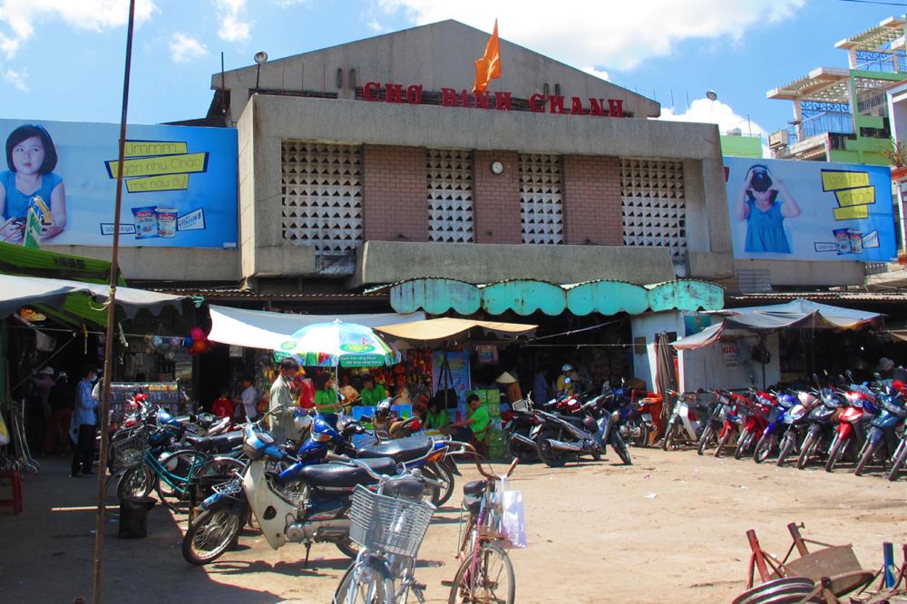 Ký gửi nhà đất Huyện Bình Chánh